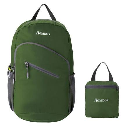 383a11aa6a76 Wishmall Fashion Outdoor Sports Hiking Waterproof Foldable Nylon Backpack  Daypack Rucksack - Walmart.com