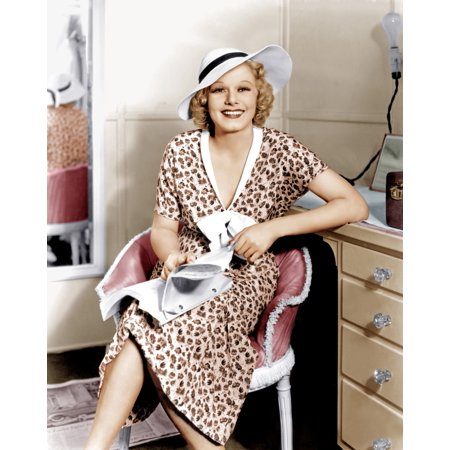 Suzy Jean Harlow 1936 Photo (1936 Jean)