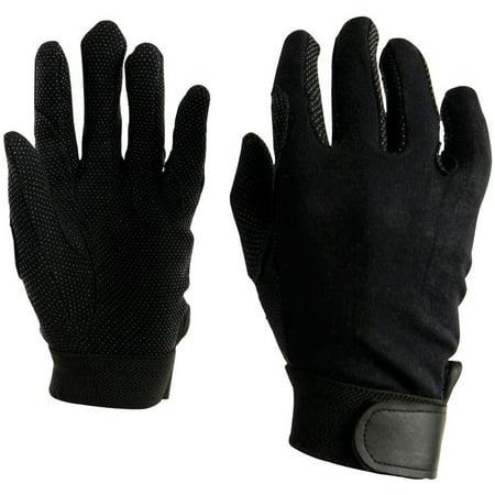Good Hands Track Horse Riding Stretch Nylon Gloves - Good Hands Track Gloves