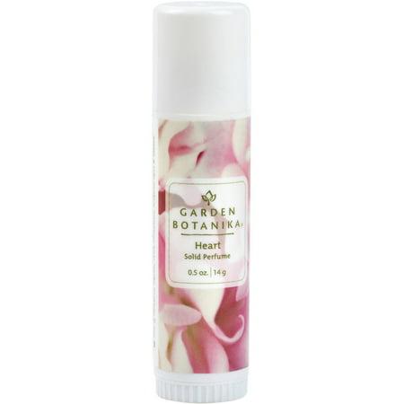 Garden Botanika Heart Solid Perfume, 0.5 oz