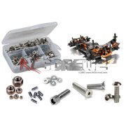 RCScrewZ Xray T4 2013 Onroad 1/10th Stainless Steel Screw Kit - xra039