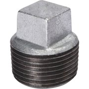 "B K Mueller 1"" Galvanized Plug 511-805BG Pack of 5"