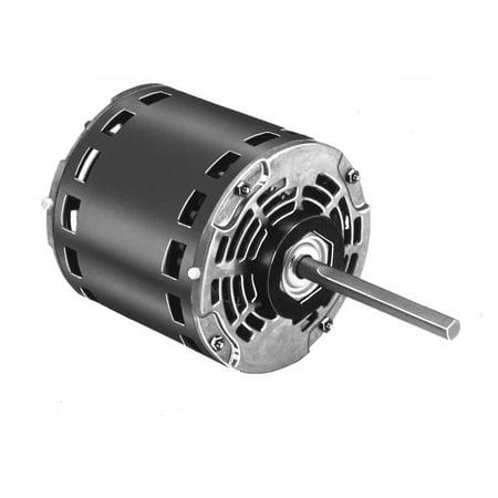 Fasco D974 Direct Drive Blower Motor, 1/2 HP, 277 Volts, 825 RPM, 3 Speed, 5.6