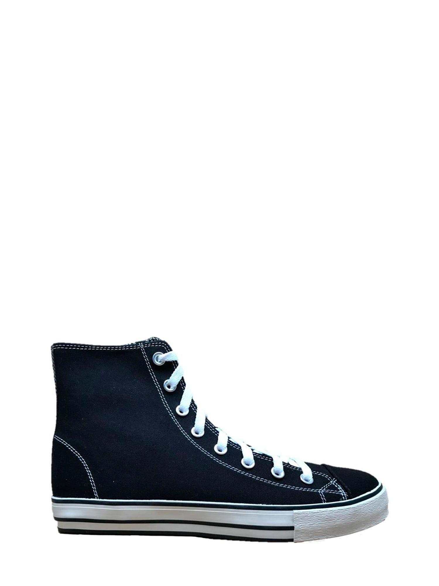 Hightop Sneaker - Walmart.com