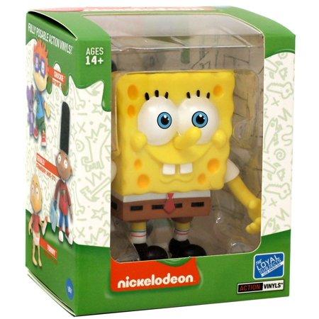 Nickelodeon Action Vinyls Spongebob Squarepants Vinyl Figure Cute