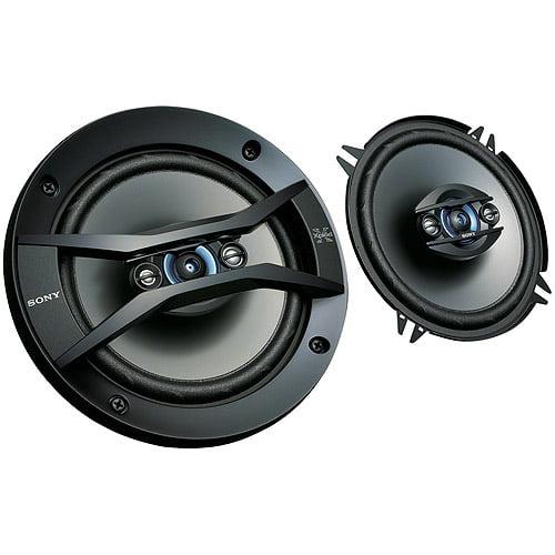 """Sony XS-R1345 5-1/4"""" 4-Way Car Speaker"""