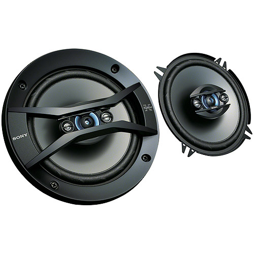 "Sony XS-R1345 5-1/4"" 4-Way Car Speaker"