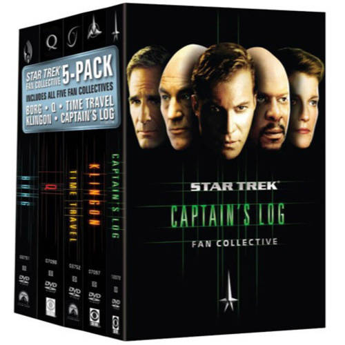 Paramount Star Trek-fan Collectives [dvd] [5discs dol Dig Eng 5.1] by PARAMOUNT HOME VIDEO