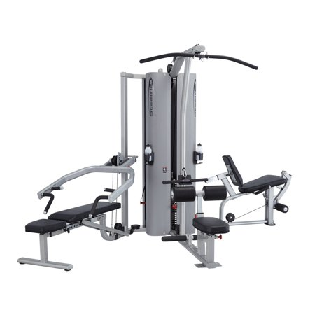 MG3000 Multi Station Gym Pulley Weight Machine - 630 lb. Stack (Commercial Grade Quality) by SteelFlex
