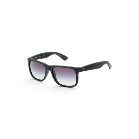 Ray-Ban Men's RB4165 Justin Sunglasses, 55mm