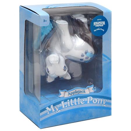 My Little Pony Stranger Things Applejack Figure [Upside