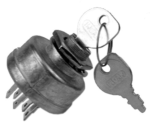 Click here to buy Brand New 9623 Lawn Tractor Ignition Switch that Replaces Craftsman, Sears, Wizard, Husqvarna and Poulan 140301 MTD....