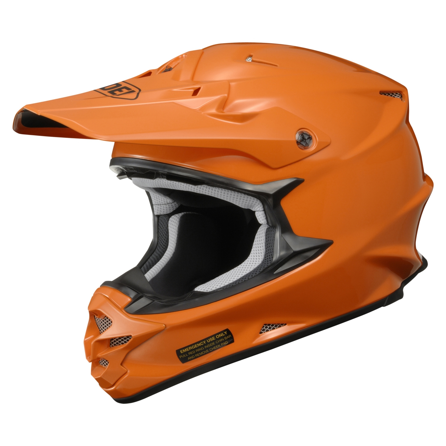 SHOEI Solid VFX-W Off-Road Helmet No Lens Available