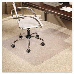 Es Robbins Everlife 36 X 48 Chair Mat For Low Pile Carpet Rectangular With Lip