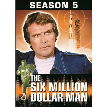 The Six Million Dollar Man  Season 5