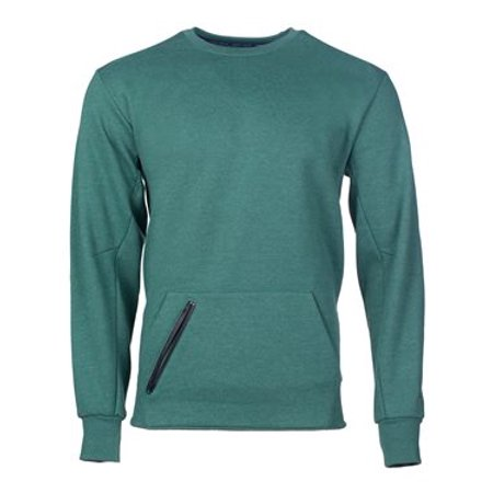 - Russell Athletic Cotton Rich Crewneck Sweatshirt 3XL Green Heather
