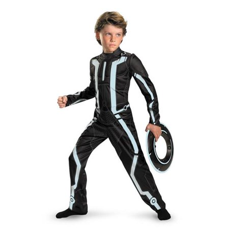 costumes for all occasions dg25903l tron legacy dlx child 4-6x (Tron Costume)