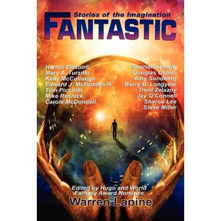 Fantastic Stories of the Imagination by