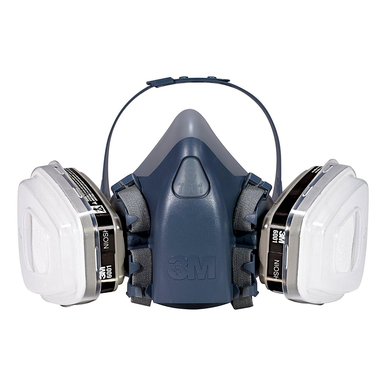 3M 52765 Professional Paint Respirator R7512ES