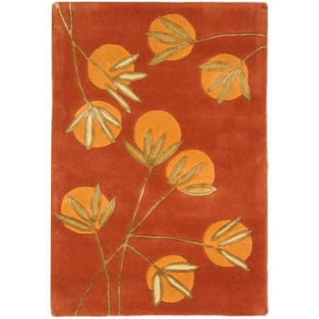 Safavieh Soho Asher Floral Wool Area Rug or Runner