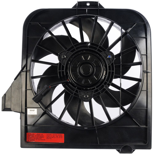 Dorman 620-018 Radiator Fan Assembly, Left