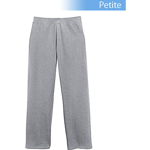 Hanes - Women's Petite Fleece Pants