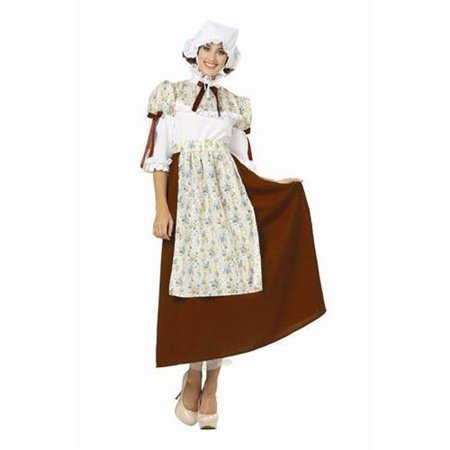 Colonial Woman Adult Costume