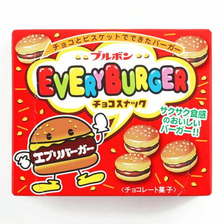 Every Burger Chocolate and Sesame Cookies 2.32 oz each (1 Item Per Order, not per case) - Order Halloween Cookies