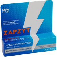 6 Pack - ZAPZYT Acne Gel 1 oz