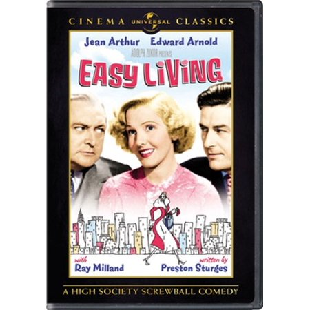 Easy Living (DVD) ()