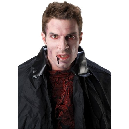 Vampire Face Paint For Halloween (Vampire Dracula Stack Grease Makeup Halloween Theatrical Effects Stage)