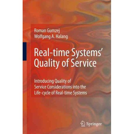 Real Time Systems Quality Of Service