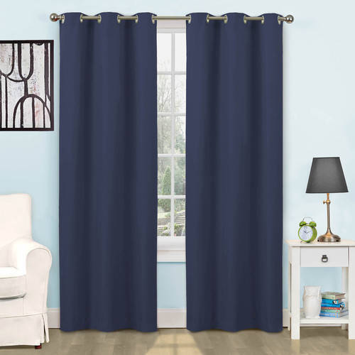 Eclipse Dayton Blackout Energy-Efficient Kids Bedroom Curtain Panel by Generic