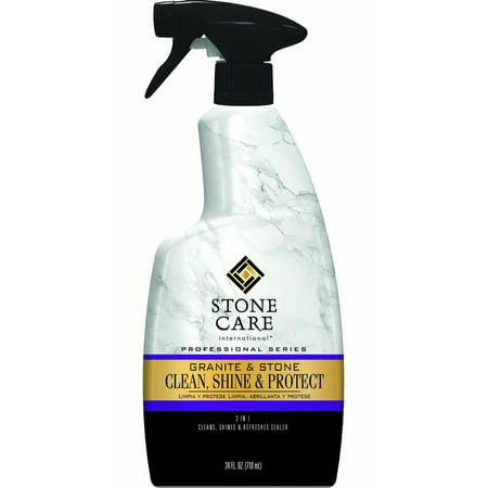 Stone Care Granite & Stone Cleaner & Polish, 24 -