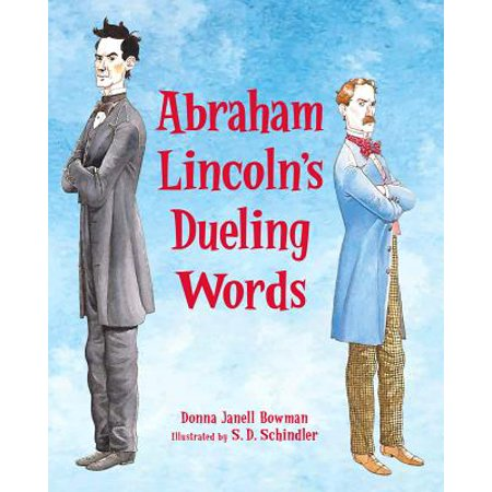 Abraham Lincoln's Dueling Words (Hardcover) (N Halloween Words)