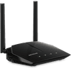 NETGEAR AC1200 Dual Band Smart Wi-Fi Router (R6120-100NAS) Home comes in all shapes and sizes and the NETGEAR AC1200 Dual Band Smart Wi-Fi Router provides Wi-Fi coverage no matter where you connect in your home. This next generation 11ac Wi-Fi with dual band technology provides everything you need for a fast-connected phone. Stay connected with your devices, your media, and your friends. Simultaneous Dual Band Wi-Fi proves two separate networks that reduce interference for better connections to more wi-fi devices. With this router is optimized for smooth, lag-free multiple HD streaming and gaming with speeds up to 300+867 Mbps. Get the speed you need for smooth HD streaming and online gaming throughout your home, through a secure and reliable connection to the Internet with the NETGEAR AC1200 Dual Band Smart Wi-Fi Router.
