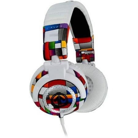 Tank Mondrian Headphones