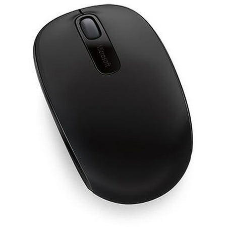 Microsoft Mobile Mouse 1850   Mouse   2 4 Ghz   Black