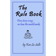 The Rule Book - eBook