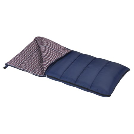 Flannel Sleeping Bags (Wenzel Blue Jay 25-Degree Sleeping Bag,)