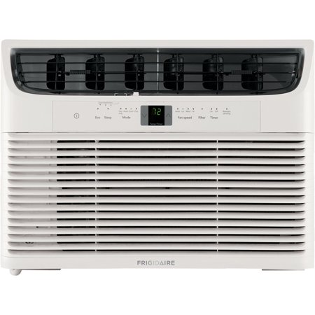 Frigidaire 12,000 BTU 115V Window-Mounted Compact Air Conditioner with Remote (Best Way To Clean Window Air Conditioner)