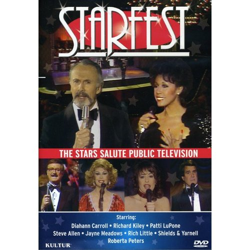 Starfest: The Stars Salute Public Television