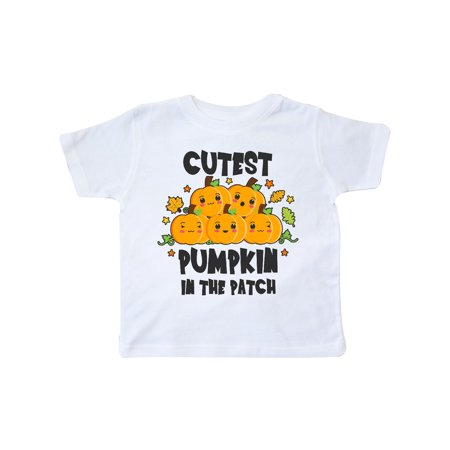 Cutest Pumpkin in The Patch Toddler T-Shirt