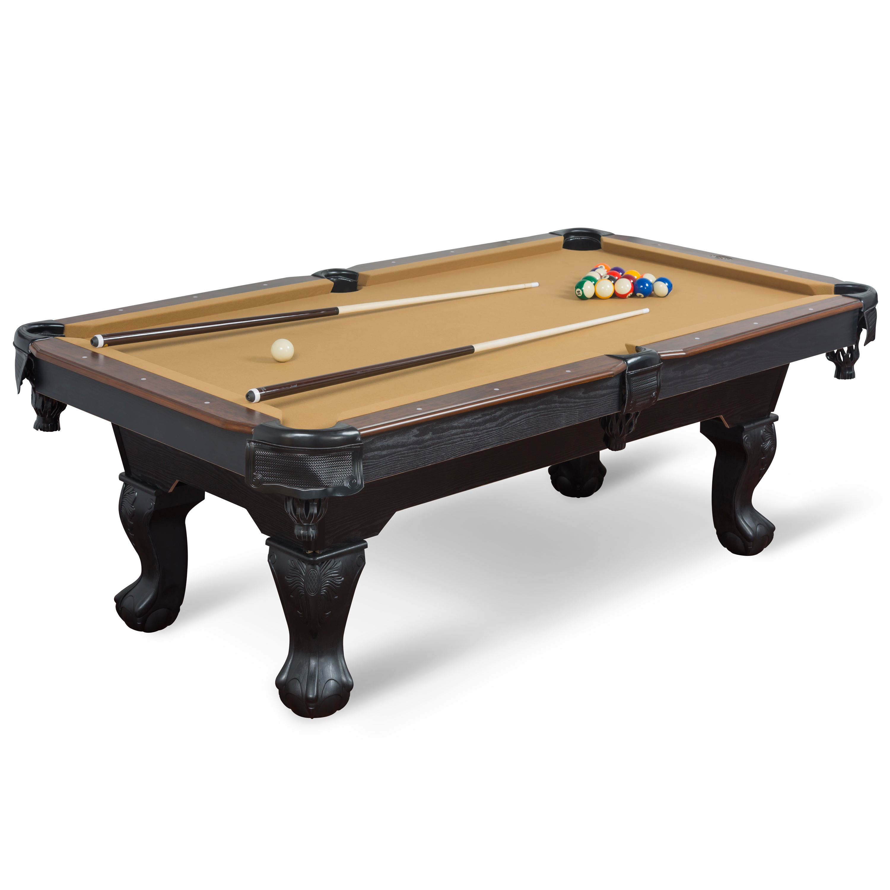 Used Pool Tables For Sale Over 150 Models In Stock Pro Billiards >> Eastpoint Sports Classic 87 Inch Brighton Billiard Pool Table Green