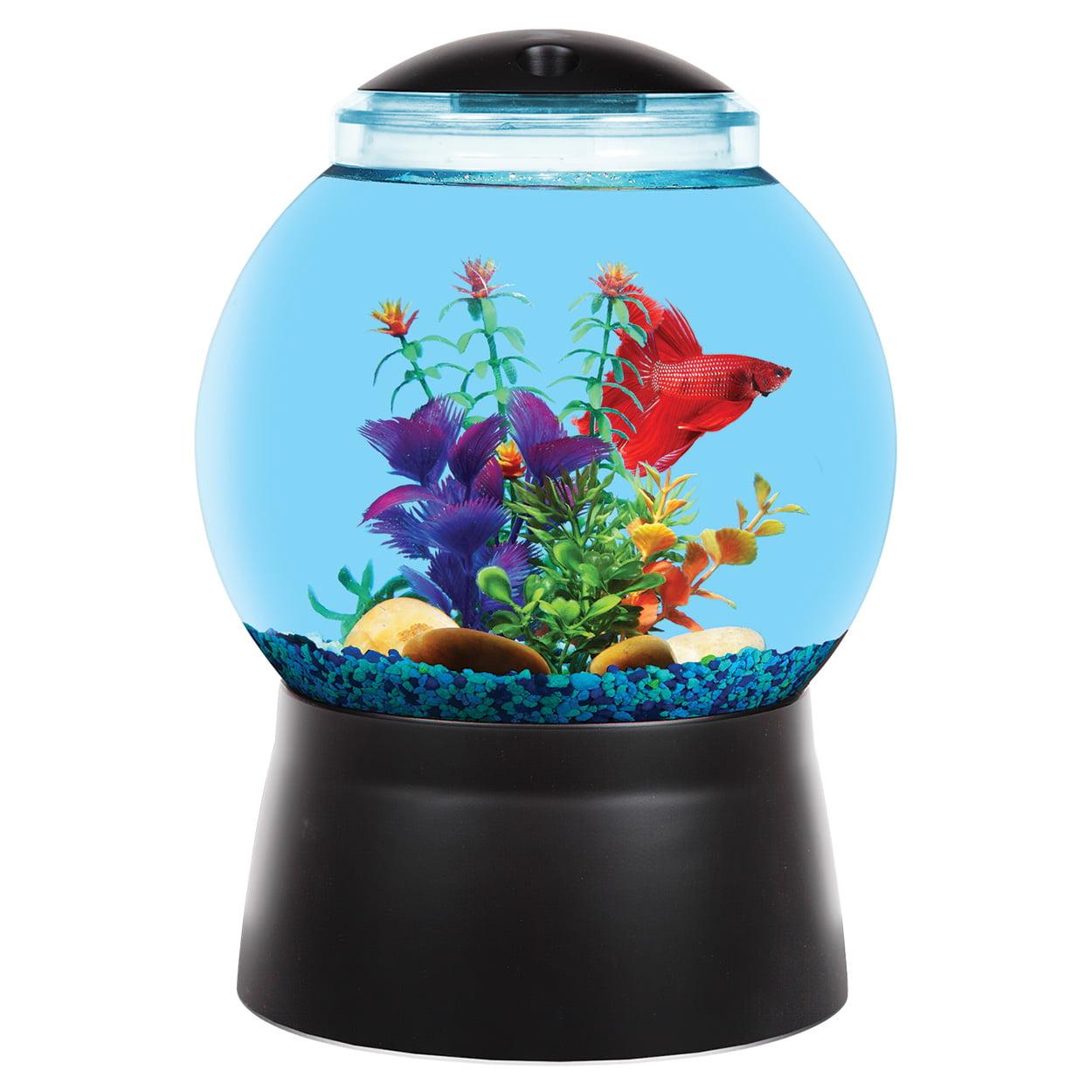 API Betta Gumball Aquarium Kit 2 gal by