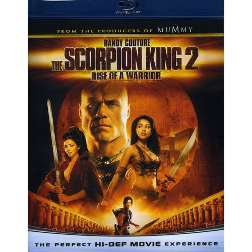 The Scorpion King 2: Rise Of A Warrior (Blu-ray) (Widescreen)