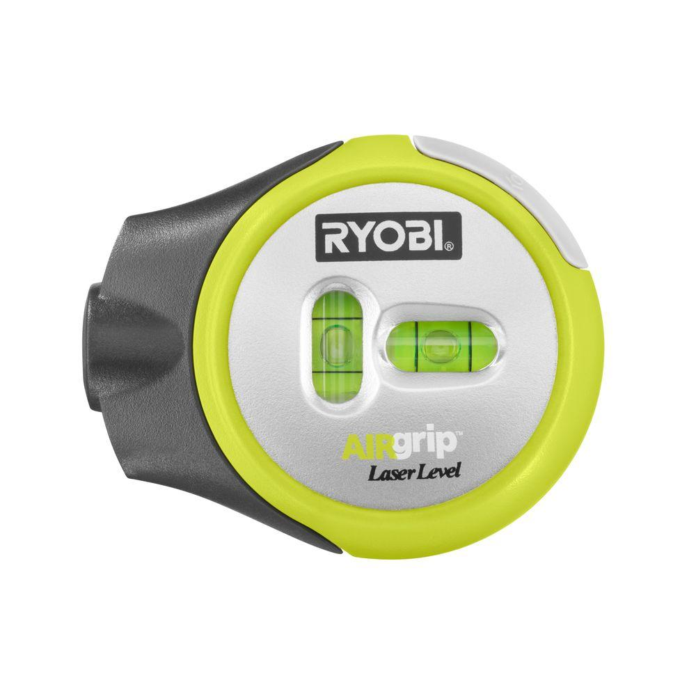 Ryobi Laser Level- Wall Mount Air Grip Compact