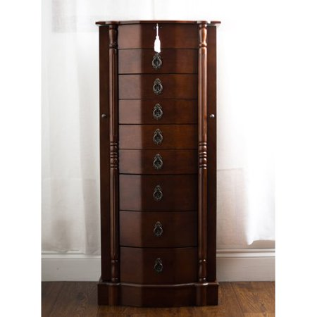 - Astoria Grand Kennell Jewelry Armoire