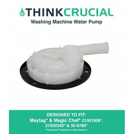 Maytag, Magic Chef & Norge Washing Machine Water Pump, Part # 21001906