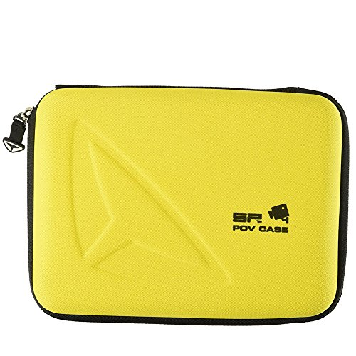 SP Gadgets POV Case 3.0 for GoPro (Small, Yellow) - image 1 of 1